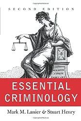 Essential Criminology by Lanier Mark M