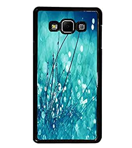 PrintDhaba Flowers D-2280 Back Case Cover for SAMSUNG GALAXY E7 (Multi-Coloured)