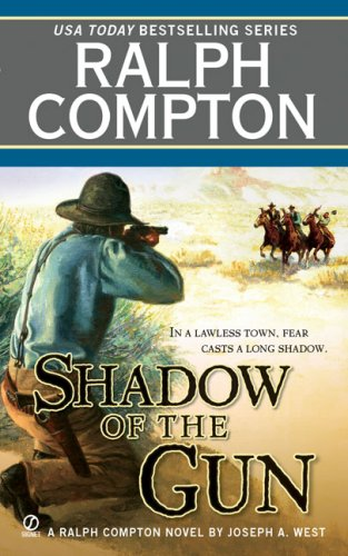 Image for Ralph Compton Shadow of the Gun (Ralph Compton Western Series)
