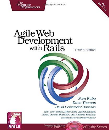 Agile Web Development with Rails 3.2 (Pragmatic Programmers) (Agile Development With Rails compare prices)