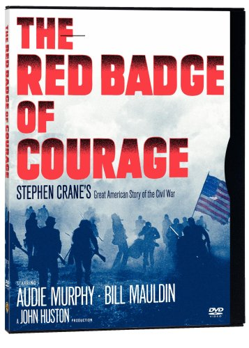 Cover art for  The Red Badge of Courage
