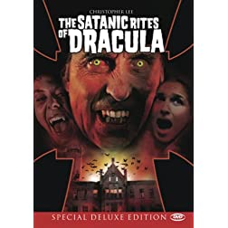 The Satanic Rites Of Dracula - Special Deluxe Edition Dvd+Cd