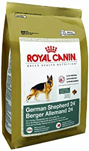 Royal Canin German Shepherd 24 33lb bag