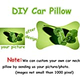 i FaMuRay Neck Rest Pillow with Washable Soft Microfiber Travel Pillowcase, Alcohol Jagermeister