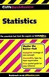CliffsQuickReview Statistics