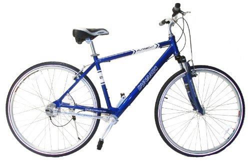 Dynamic Runabout 7 Hybrid Bicycle Chainless Internal Hub Bike