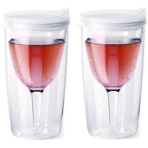 Plastic Wine Sippy Cup