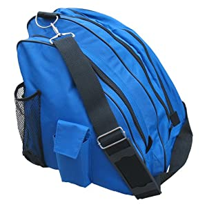 A&R Sports Deluxe Skate Bag, Royal by A&R Sports