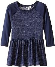 Splendid Little Girls39 Loose Knit Dress Toddler