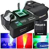 Beamz LED Smoke Blast Machine Fog Effect Band Stage DJ Bag DMX Controller