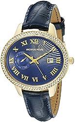 Michael Kors Women's Whitley Blue Watch MK2429