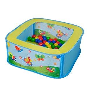 Knorrtoys 55310 ballix piscina di palline per neonati - Piscina palline ikea ...