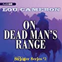 Stringer on Dead Man's Range: The Stringer Series, Book 2 (       UNABRIDGED) by Lou Cameron Narrated by Peter Berkrot