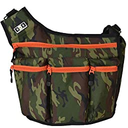 Camouflage Diaper Bag - Diaper Dude