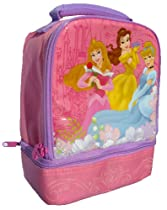 Disney Princess Soft Double Compartment Lunch Box