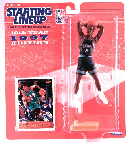1997 NBA Starting Lineup - Shareef Abdur-Rahim - Vancouver Grizzlies