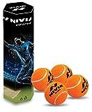 Nivia Mid Weight Cricket Tennis Ball