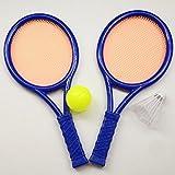 Generic Kids Badminton Rackets Set Tennis Racket Toy Outdoor Sport Funny Gift
