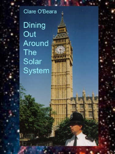 Free Kindle Book : Dining Out Around The Solar System