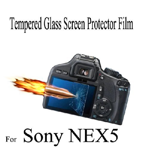 AFUNTA Real Tempered Toughened Optical Glass Camera Screen P