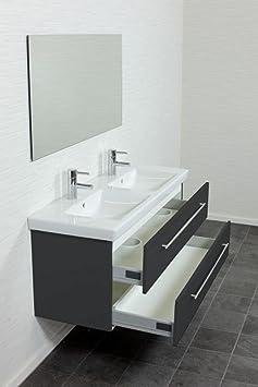 villeroy und boch subway 2 0 130 cm anthrazit seidenglanz da555. Black Bedroom Furniture Sets. Home Design Ideas