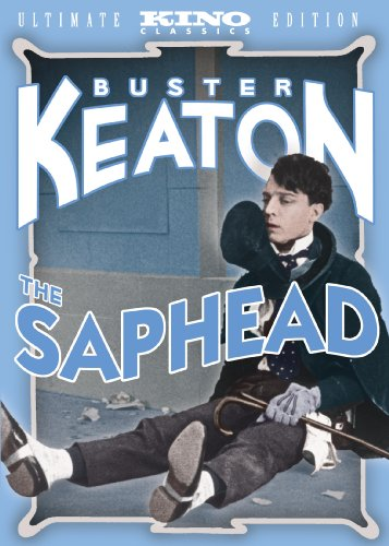 Saphead: Ultimate Edition [DVD] [1920] [Region 1] [US Import] [NTSC]