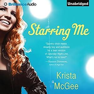 Starring Me Audiobook