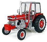 Universal Hobbies - UH2964 - Modélisme - Tracteur Massey Ferguson 1080 - 2WD avec Cab