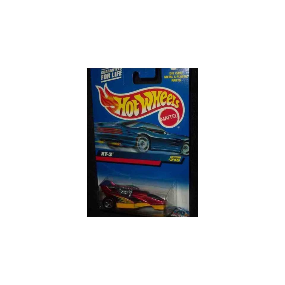 #2000 215 XT 3 2000 card Collectible Collector Car Mattel Hot Wheels 164 Scale