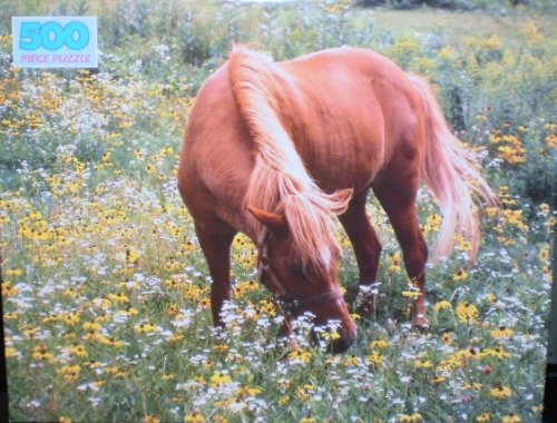Grazing - 500 Piece Puzzle - 1