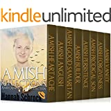 Amish Reflections: Amish Anthology Collection (Amish Romance)(8 Book Box Set)