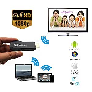 esscoe wecast c2 wireless hdmi wifi display allshare cast dongle adapter tv stick. Black Bedroom Furniture Sets. Home Design Ideas