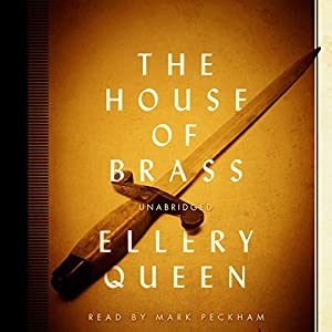 The House of Brass | [Ellery Queen]