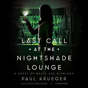 Last Call at the Nightshade Lounge Audiobook