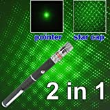 Sungod Laser 5mw Military Grade Green Laser Pointer (1 pack)
