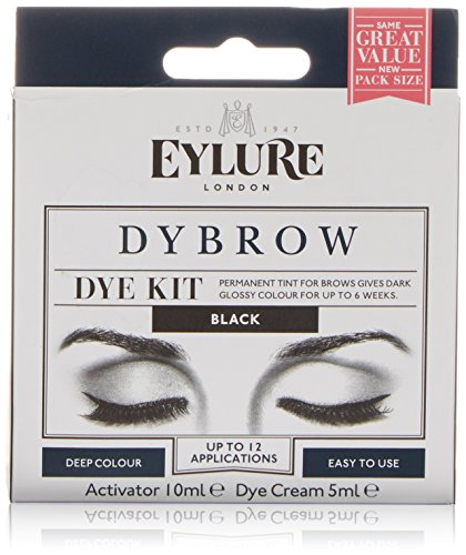Eylure Pro Brow Dye Kit - Black (Kit Dye compare prices)