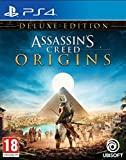 #6: Assassin's Creed Origins - Deluxe Edition (PS4)