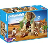 Playmobil 4242 Romans Egyptians Set Sphinx with Mummy