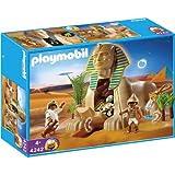 Playmobil - 4242 - Sphinx avec Momiepar Playmobil