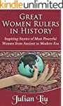 GREAT WOMEN RULERS IN HISTORY: Inspir...