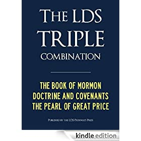 LDS TRIPLE COMBINATION (Premium Kindle Edition): Book of Mormon | Doctrine and Covenants | Pearl of Great Price - CONTAINS FULL CHAPTER HEADINGS (ILLUSTRATED) (Latter Day Saints LDS)