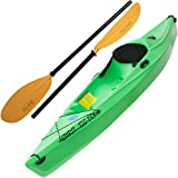 Future Beach Spirit 120 Kayak Lime Green (Paddle Included!)