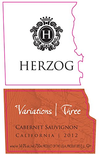 "2012 Herzog ""Variations Three"" California Cabernet Sauvignon 750 Ml"