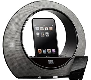 JBL Radial Micro Version 2 Speaker Dock - Black