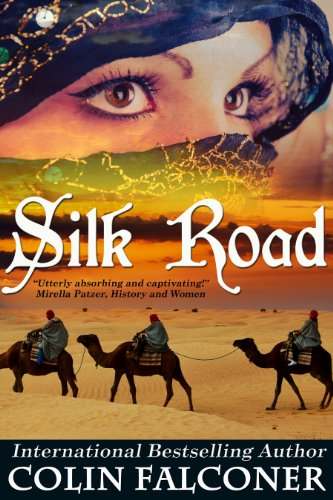 Silk Road by Colin Falconer ebook deal