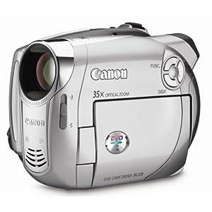 canon dc220 dvd camcorder with 35x optical zoom Canon Vixia Canon Vixia