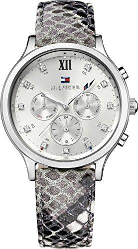 Tommy Hilfiger Damen-Armbanduhr Analog Quarz Leder 1781615 thumbnail