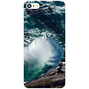 Apple iPhone 5C Back Cover - Scenery Designer Cases