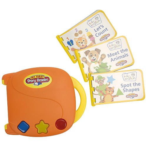 Baby Einstein My First Story Reader Set Discover Colors, Discover Music, Discover The Sky