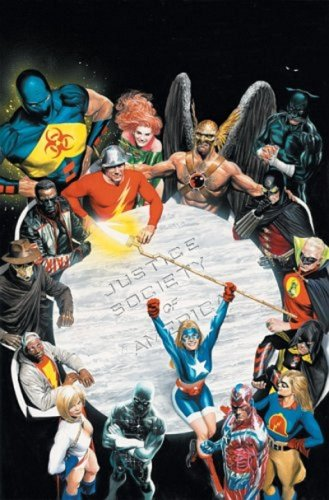 Justice Society of America Vol. 1 The Next Age